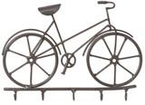 Pewter Grey Bicycle Hooks