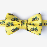Two Tire Silk Butterfly Bowtie