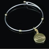 Tandem Charm Heartfelt Bracelet