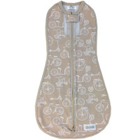 Woombie Fun Bicycles Baby Swaddle