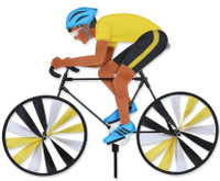 Male Cyclist Spinner