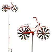 Red Bike Garden Spinner
