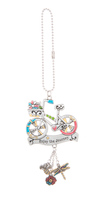 Enjoy the Journey Bicycle Car Charm