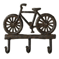 Heavy Duty Cast Iron Bicycle Hooks