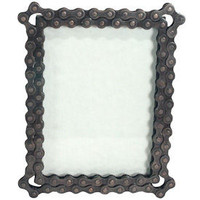 Decorative Bicycle Chain Frame