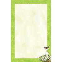 Inside note card