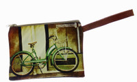 Bicycle Fabric Makeup Bag 6 designs