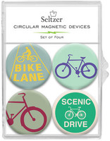 Bike Lane Magnets