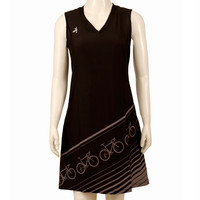 Black/Grey Sport Dress
