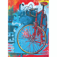 Red Bike 1000 PC Puzzle