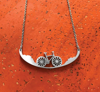 Biking Necklace