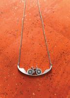 Biking Necklace