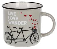 LIVE LOVE WANDER