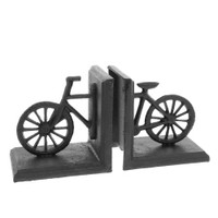 Low Profile Cast Iron Bookends