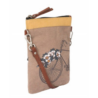 Journey Bicycle Crossbody Bag