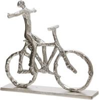 Free  Spirit Cyclist Sculpture