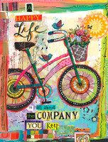 Happy Company Bike Address Book
