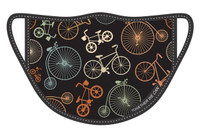Enjoy the Ride Bicycle Face Mask