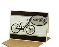 Amazing Day Bike Encouragement Card