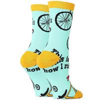 How I Roll Sock