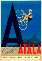 Ciclo Atala Poster