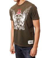 Vive Le Velo Apres Velo men's t-shirt - Side View