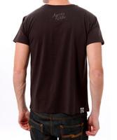 Flying Low Apres Velo men's t-shirt - Back View