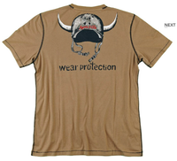 Wear Protection Apres Velo Men's T-shirt - Back