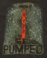 Pumped Apres Velo Men's T-shirt - Detail
