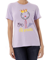 Miss Cog-geniality Apres Velo Women's T-shirt - front view