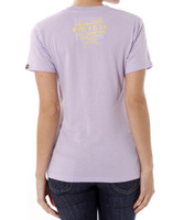Miss Cog-geniality Apres Velo Women's T-shirt - back view