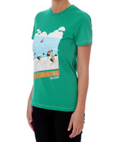 Victor Harbor Apres Velo Women's T-shirt - Side