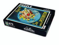 Petit-Bretton Vintage Poster Jigsaw Puzzle