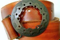 Cog Belt Buckle - Buckle only