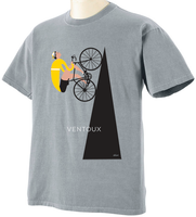 Ventoux by Valenti Cycling Art