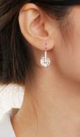 Crank Earrings by Vinqui