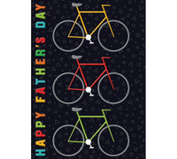 Classic Bicycle Father's Day Card