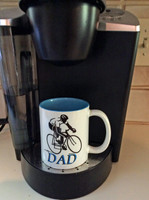 DAD Bicycle Mug