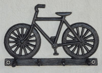 Cast Iron Bicycle Hooks
