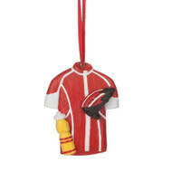 Bicycle Jersey Ornament