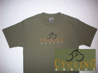 TShirt Addict Military Green