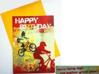 Birthday BMX Biker