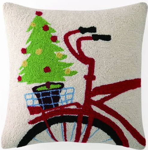 Holiday Hook Pillow