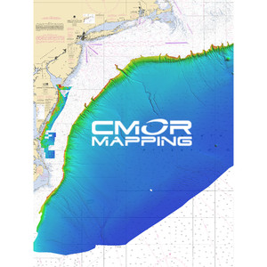 Furuno CMOR Mapping Mid-Atlantic f/TZT2 & TZT3 - Requires System ID# f/Unlock Code