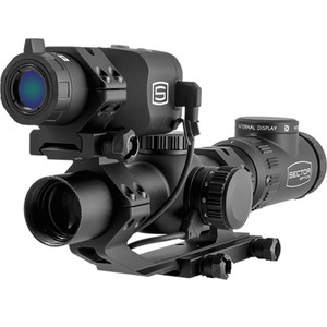 Sector G1t3 Thermal Scope 1-3x Illuminated Reticle
