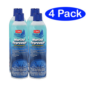 CRC Marine Degreaser - Non-Clorinated - 14oz - #06020 *4-Pack