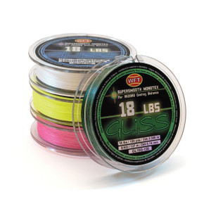 Ardent Gliss Fishing Line Pound Test Yards