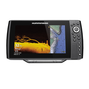 Humminbird HELIX 10 MEGA DI+ GPS G4N CHO Display Only