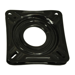"Springfield 7"" Non-Locking Swivel Base - E-Coat Finish"