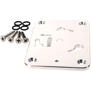 Panther Spare Bow Mount Base Kit - Clear - Anodized
